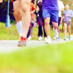 Sportmassage kuiten wandelen hardlopen