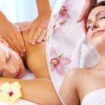 ontspanningsmassage en gezichtbehandeling combinatie voordeel